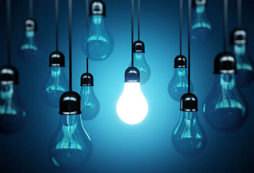 ScriptShine Screenplay Proofreading and Editing Service Lightbulbs
